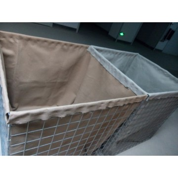 Galvanized Welded Hesco Barrier For Sale