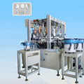 Turntable industrial automation equipment