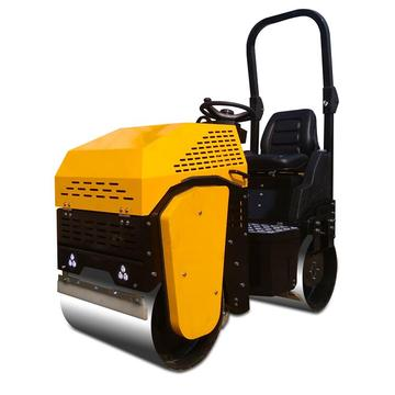 High efficiency CE certificated road roller