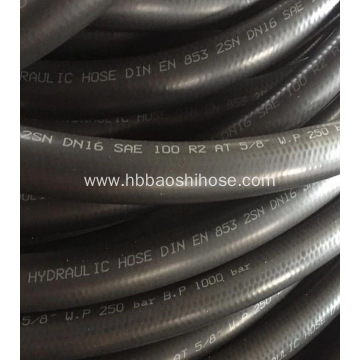 Coal Hydraulic Support Hose Assembly