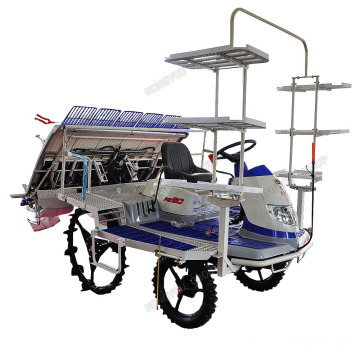 Rice Planter Machine Riding Type Rice Seedling Transplanter