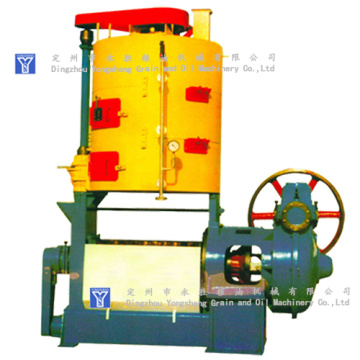 Edible Oil Extraction Process Machine