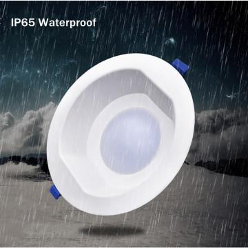 IP65 Waterproof LED Downlight 6W 13W 20W Round Recessed Lamp 220V 230V Led Bulb for Bathroom lights Indoor LED Spot Lights