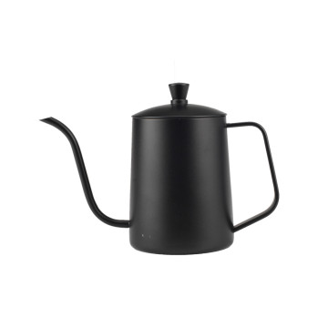Black Painting Hand Drip Coffee Kettle