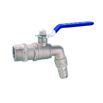 nickel /chrome coated Sanitary water tap bibcock