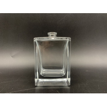 70ml Square Clear Spray Glass Perfume Bottle