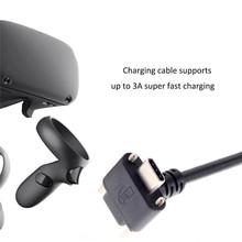 1/3/5/8M USB Type C Data Cable 3A Fast Charging Cable for Oculus Quest Link VR Headset for Steam VR Quest Type-C to 3.1 USB Line