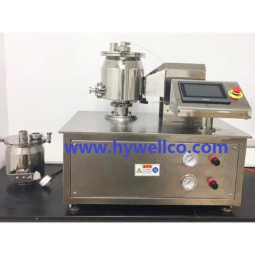 Lab Scaled High Shear Mixer Granulator