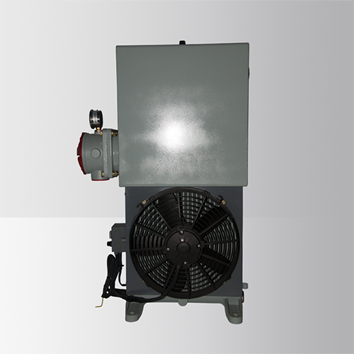 Concrete Mixer Truck Oil Cooler Heat Exchanger