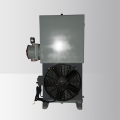 Hydraulic Oil Radiator with Fan for Cooling
