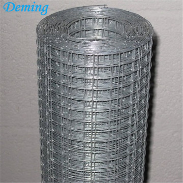 Hot Dipped Galvanized Cheap Welded Wire Mesh Rolls