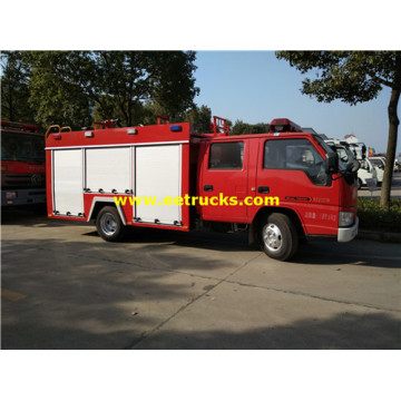 JMC 3000 Litres Fire Fighting Foam Vehicles