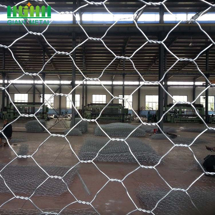 Gabion Basket Hexagonal Wire Netting