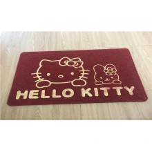 Factory wholesale PVC backing floor mats