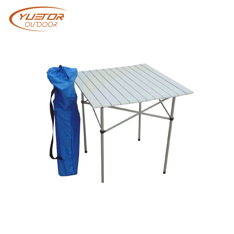 Lightweight Portable Road Aluminum Folding Camping Table 3