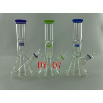 Small Glass Beaker Bongs with Tree-type filter