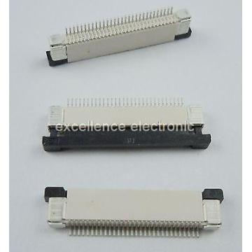 50Pcs/lot 0.5mm-30P Drawer Mode High Contact Type 30Pin 0.5mm Pitch FFC FPC Connector