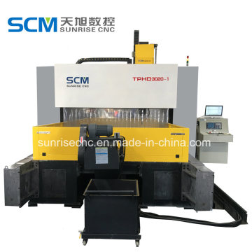 Two Spindles CNC Drilling Machine for Steel Plates