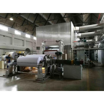 Small Toilet Tissue Paper Machine
