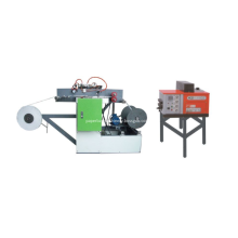 Flat-Belt Rope Making Machine