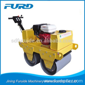 South africa hot sale double drum small road roller (FYL-S600)