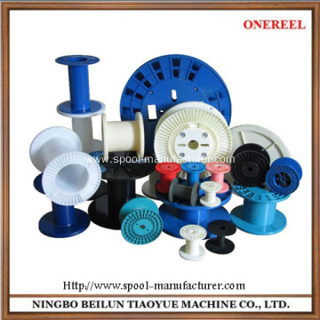 Wire spools with factory direct production