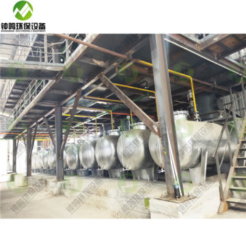 Used Motor Oil Recycling Equipment Companies