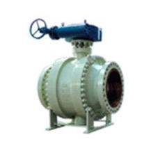 Cast Trunnion Ball valve