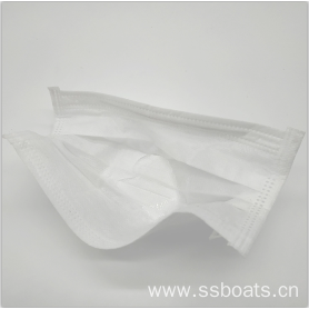 Factory price 3 Ply Disposable Face Mask