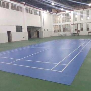 badminton Sports Flooring for badminton sports court