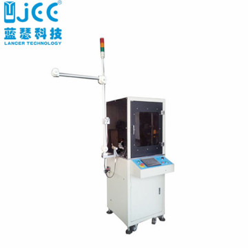 Full Automatic Nylon Zipper Ultrasonic Film Welding Machine
