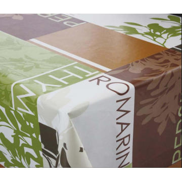 Elegant Tablecloth with Non woven backing Bulk
