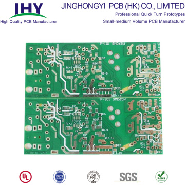 Printed Circuit Board Fabrication Fr4 RoHS HDI PCB Board