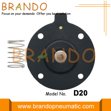 SBFEC Type Diaphragm Repair Kit For DMF-Z-20