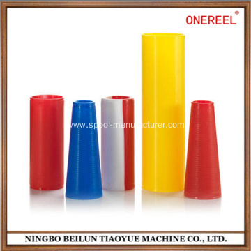 Textile Plastic Yarn Packing Cone