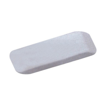 Beveled End Eraser - Lead Pencil White Eraser