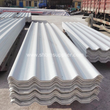 100% Non-asbestos Anti-Aging MGO Roofing Sheets