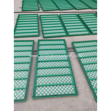 drilling fluids brandt venom shaker screen filter