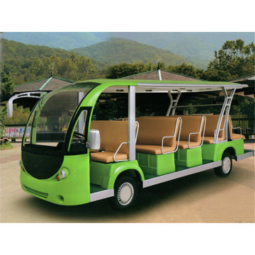 high quality new passenger shuttle bus