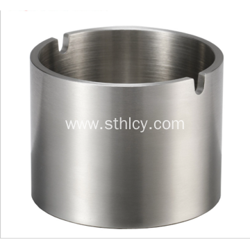Wedding stainless steel ashtray