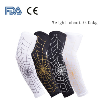 Professional Sports Spider Web Armguards