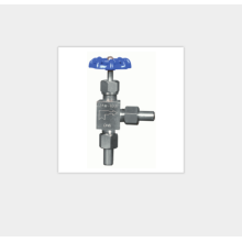 YD24W Forged Small Caliber Right Angle Globe Valve