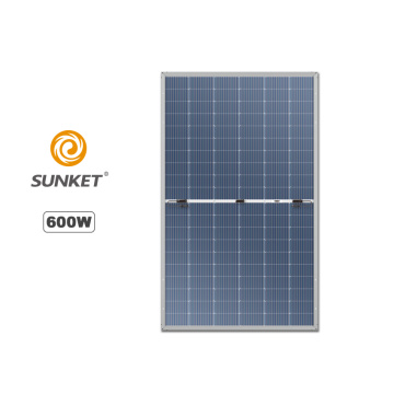 600W large solar panel in 2021