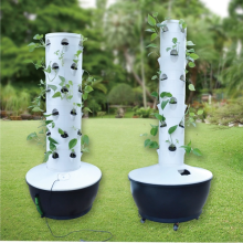 Indoor Hydroponics System Vertical Tower