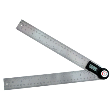 Digital Angle Rulers For Architecture Design Drawing Tools