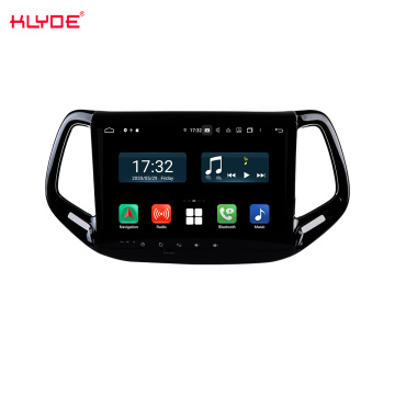 android 10.1inch car radio for Jeep Compass 2017
