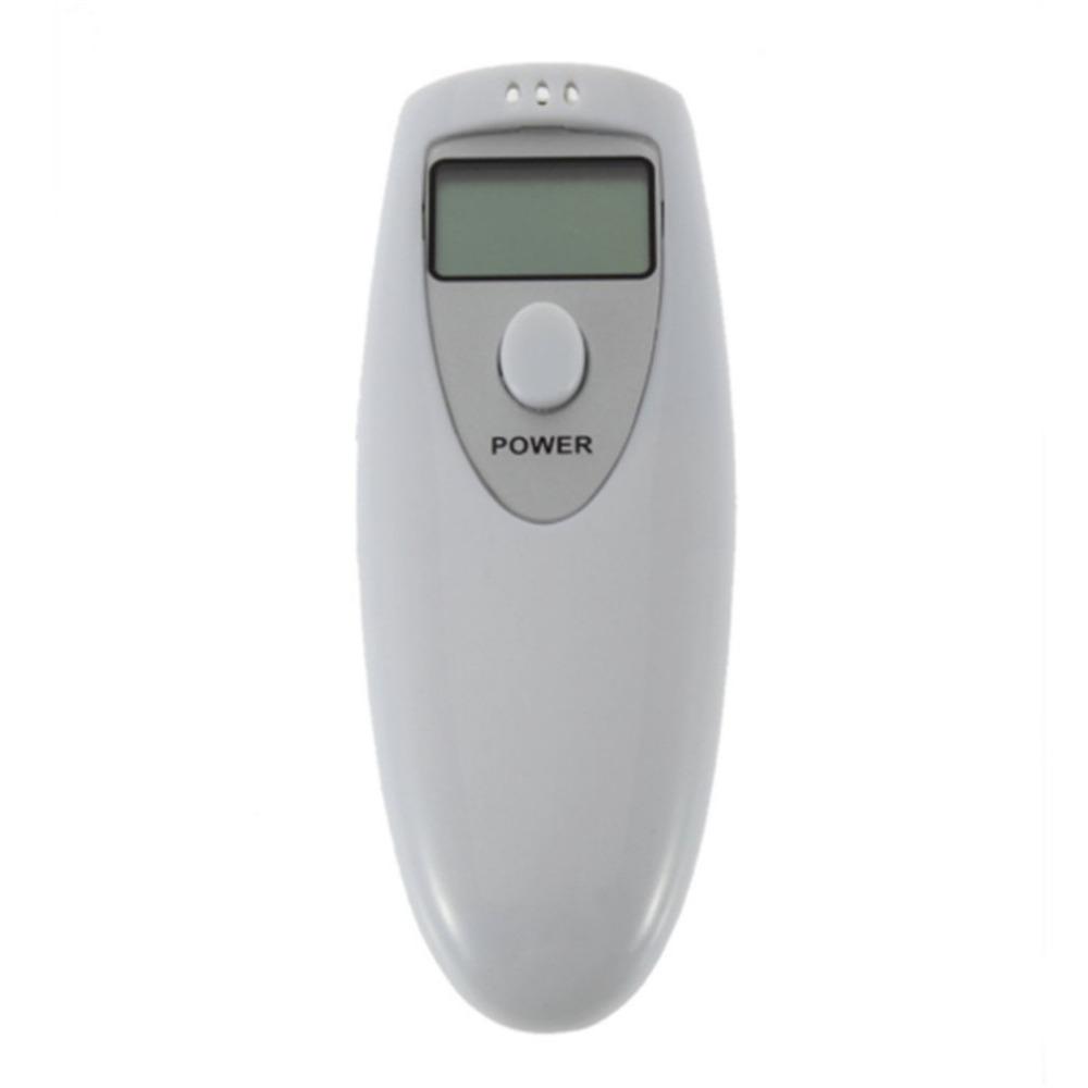 Promotion Professional Pocket Digital Alcohol Breath Tester Analyzer Breathalyzer Detector Test Testing PFT-641 LCD Display