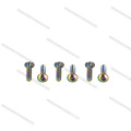 M3 Full Thread Button Head Stainless Steel Screws
