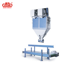 Diervoeder DCS Belt Double Bucket Packing Scale