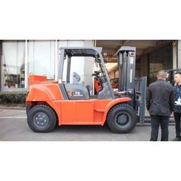 7 Ton Forklift Truck With Tool Box